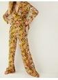 Koton Pantolon Sarı